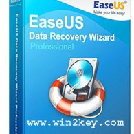 Easeus Data Recovery Wizard Serial Number v10.8.1 [Crack & Patch]