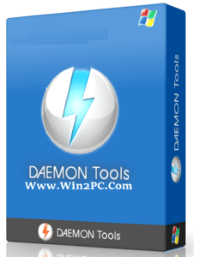 DAEMON Tools Lite key-win2pc