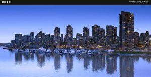 Gigapixel aperçu de Vancouver