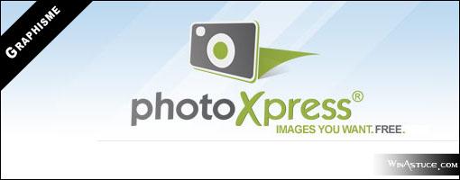 PhotoXpress + de 500 000 photos en libre téléchargement