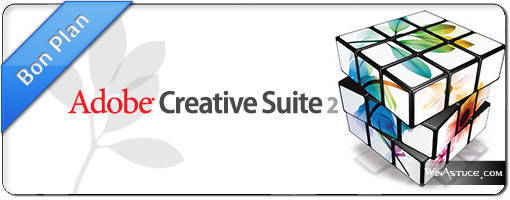 Adobe Creative Suite CS2 gratuit