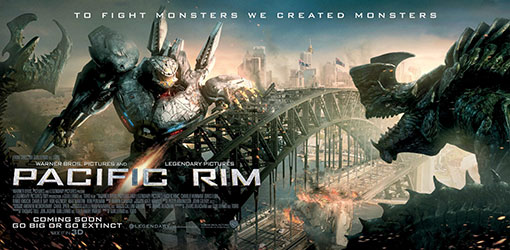 Pacific Rim Monsters