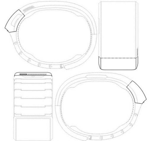 Croquis Samsung Galaxy Gear