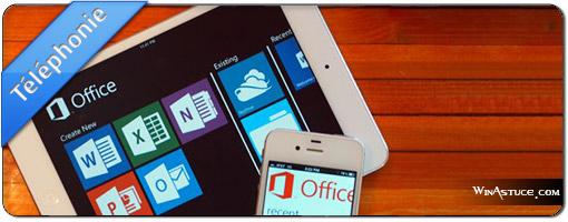 Microsoft Office gratuit – Téléchargement pour Android, iPad & iPhone