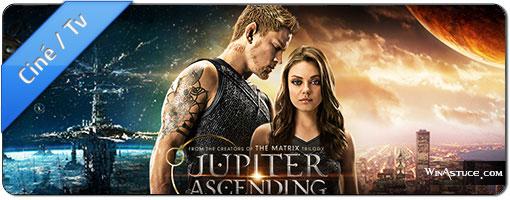 Jupiter Ascending en 2 bandes-annonces
