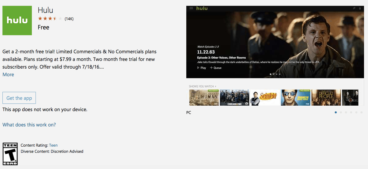 How To Download Episodes On Hulu App