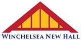 new hall event logo