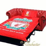 Chesterfield Red Leather Liverpool Sofabed Uk Manufactured Leather Sofas Fabric Sofas