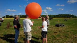 A weather balloon is worth 1,000 words