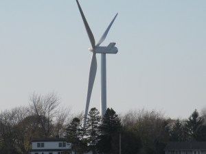 Ontario wind turbine setback regulations: not supported by science