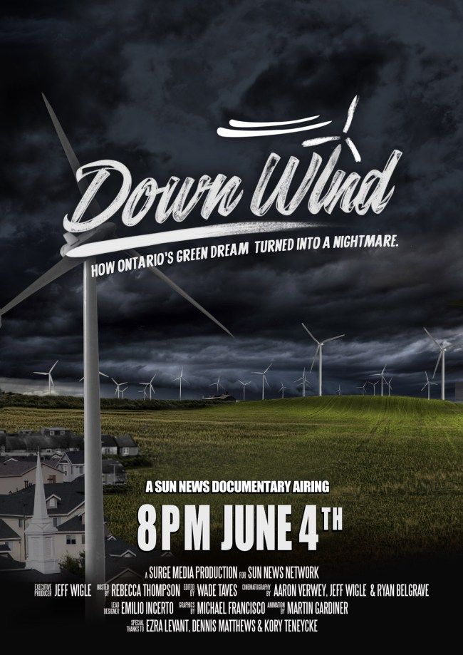 Doc film reveals links between the Liberal Party and Big Wind