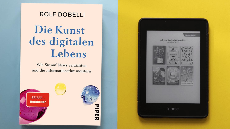 Buch: Die Kunst des digitalen Lebens