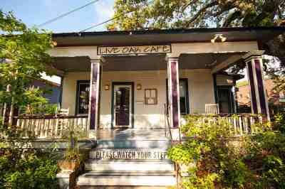 Southport - Live Oak Cafe Restaurant