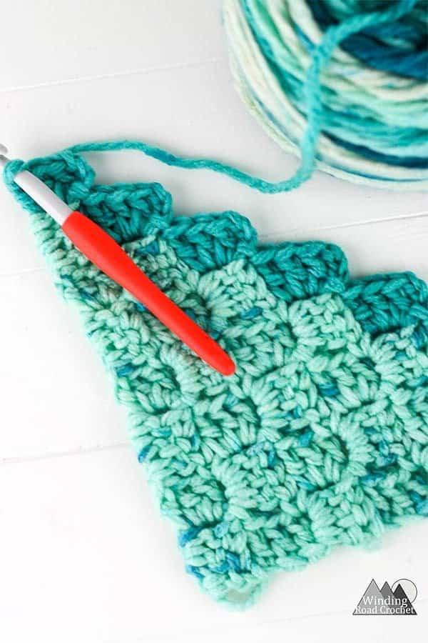 How to corner to corner crochet for beginners