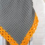 Arcade Waffle Crochet Blanket Pattern Winding Road Crochet
