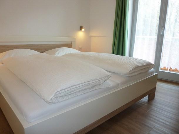 10 - Appartement Windisch - camera da letto
