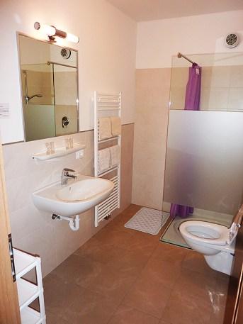 Appartement Windisch - Badezimmer