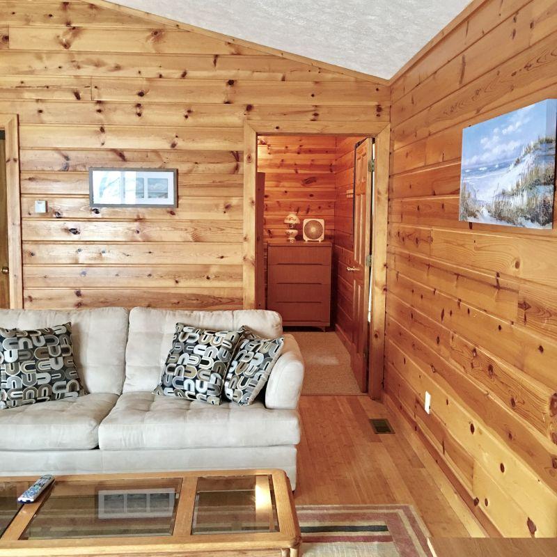 Rental House Cabin 8 Traverse 10 Windjammer Resort