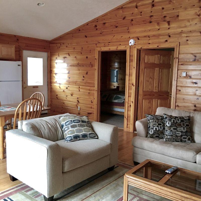 Rental House Cabin 8 Traverse 11 Windjammer Resort