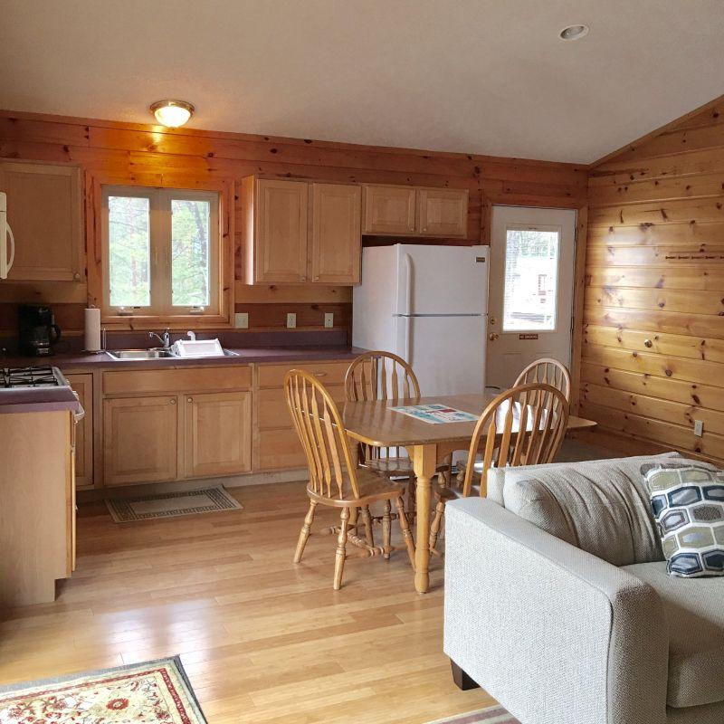 Rental House Cabin 8 Traverse 14 Windjammer Resort