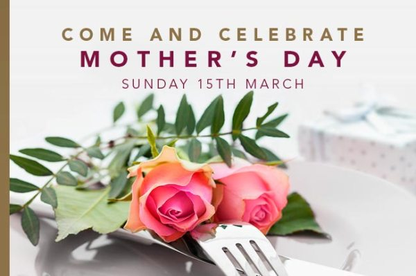Windlesham Golf Club | Come and Celebrate Mother's Day ...