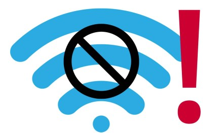 La conexión WiFi no conecta