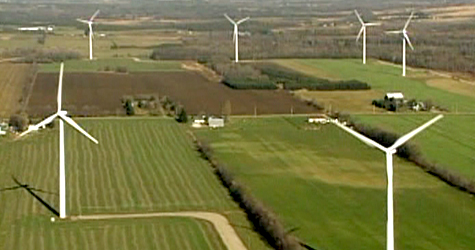 Image result for windfarm ontario
