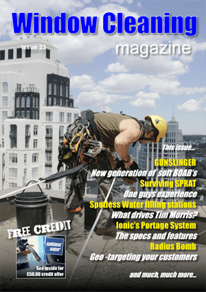 Window Cleaning magazine Issue 23 - OUT NOW