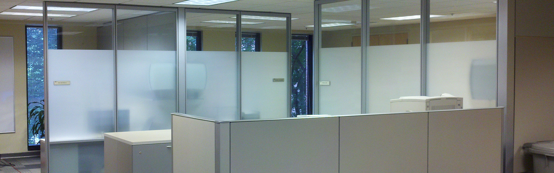 3m Frosted Window Film Installation Frosted Glass Privacy