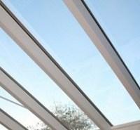 solar control 20 window film on conservatory roof