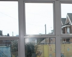 energy saving window film