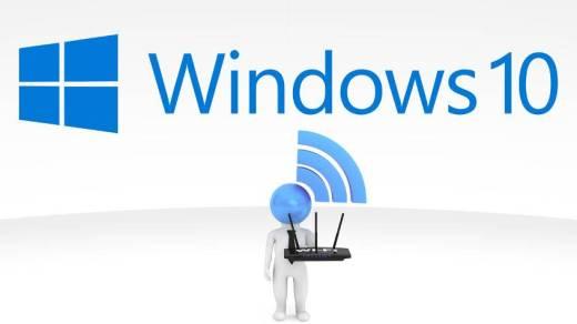 Windows 10 WLAN