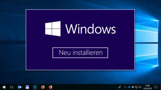 Windows 10 Installation