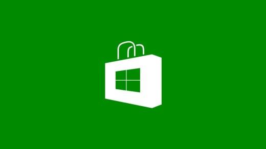 Windows 10 App Store