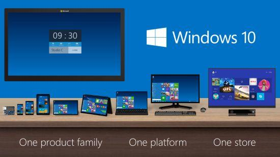 Windows 10 upgrade informatie