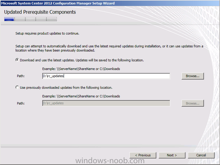 SCCM 2012 Part 1  Installation | Repository of my experience on