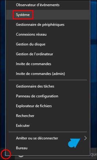 w10 demarrer systeme - Quelle version du système d'exploitation Windows de mon ordinateur