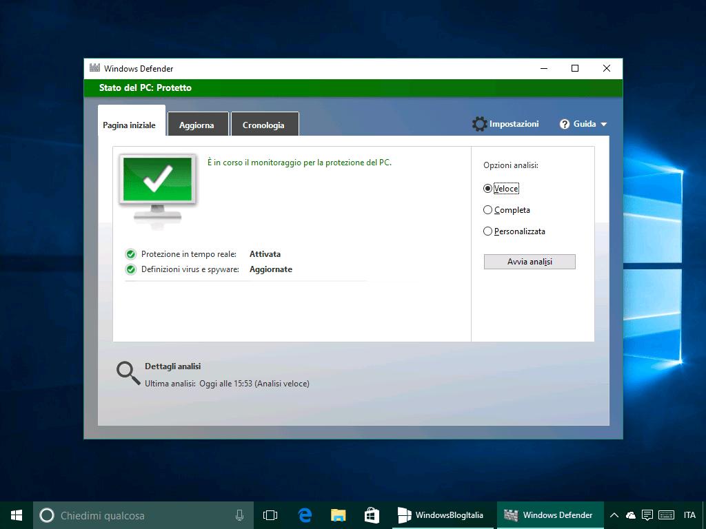 Windows Security Essentials What