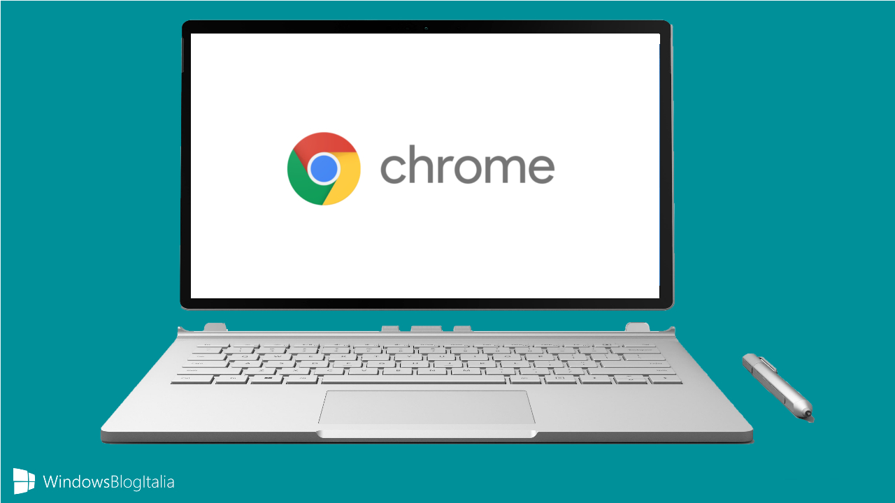 Google Chrome notifiche Windows 10