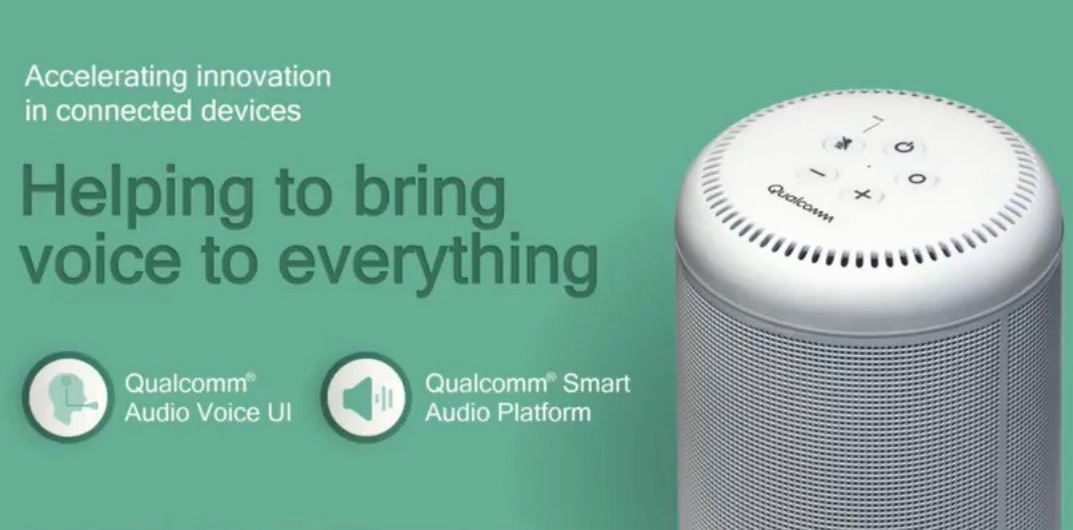 Qualcomm audio home piattaforma Cortana