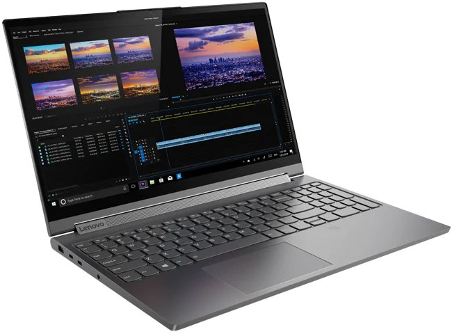 The Lenovo Yoga C940.