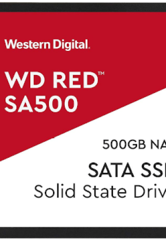 Western Digital Red SA500