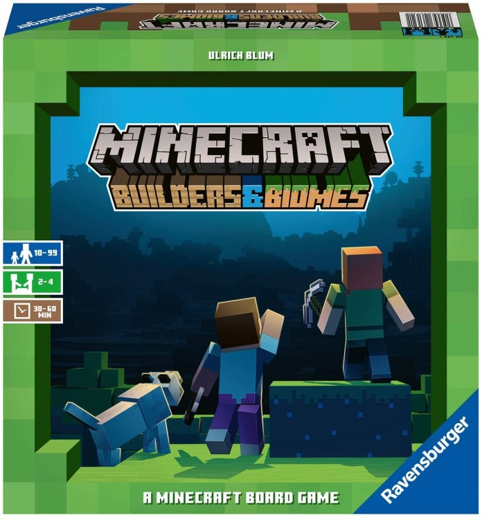 Minecraft Builders And Biomes Reco Image