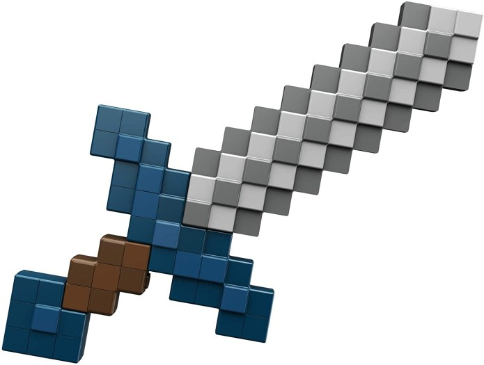Minecraft Life Size Sword Reco Image