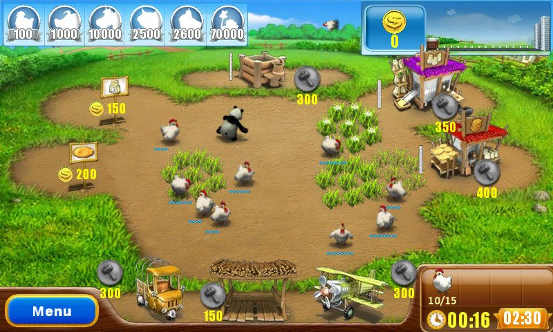 Windows Phone Xbox Live Review Farm Frenzy 2 Windows