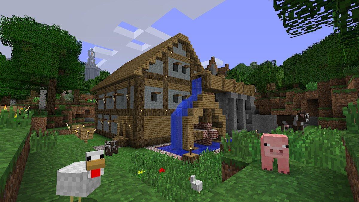 Next Minecraft Update Xbox 360 Stuff