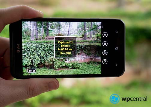 Windows Phone App Review: Turbo Camera | Windows Central