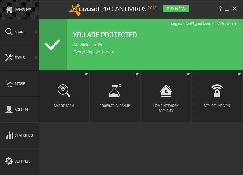 Avast Pro Antivirus 2015 Review Windows Central