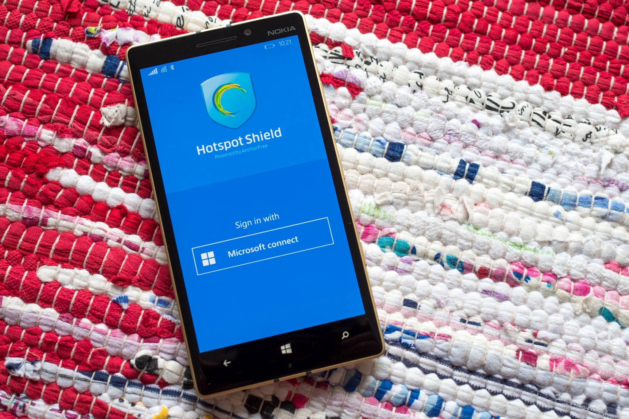 AnchorFree's Hotspot Shield Free VPN app launched on ...