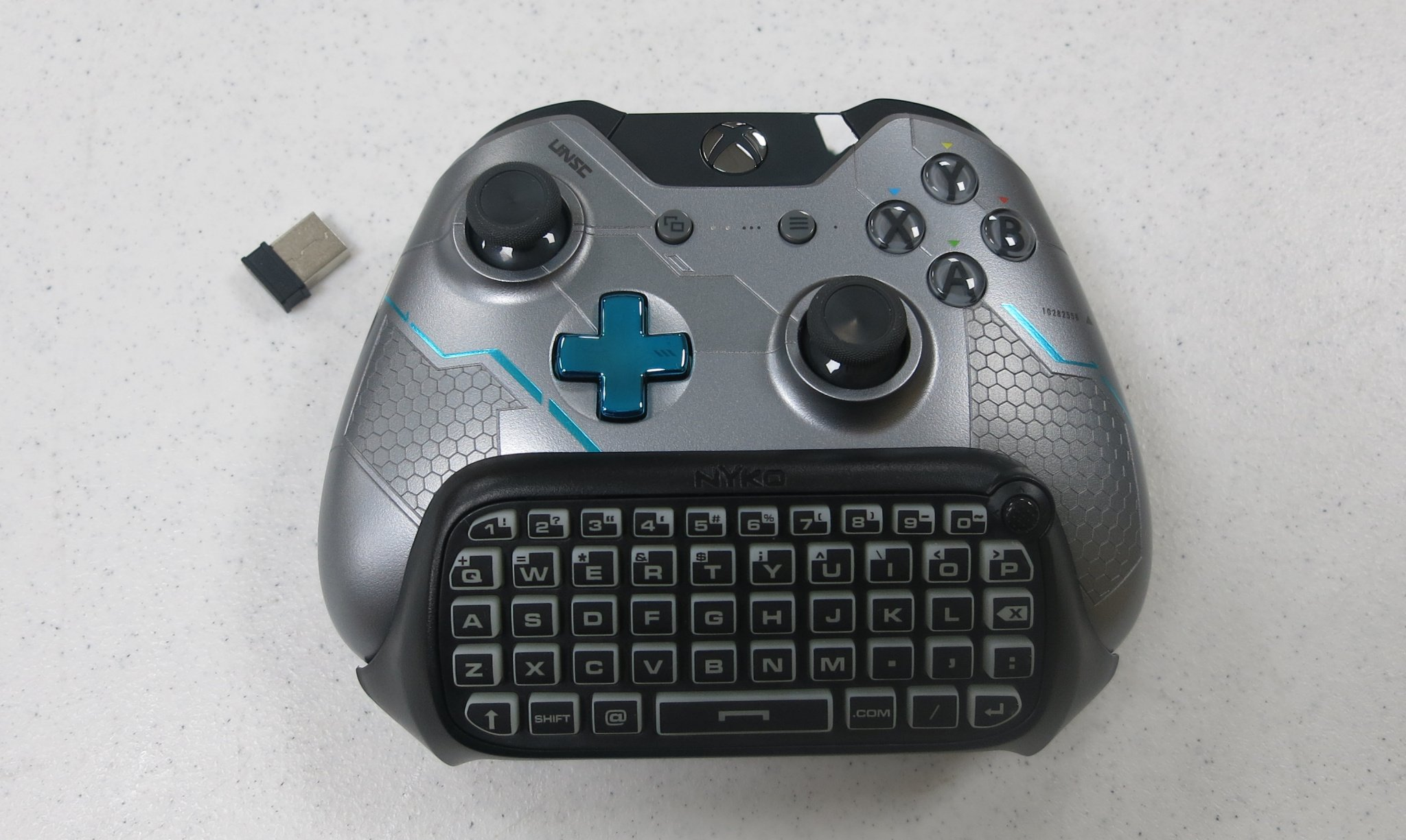 Nyko Type Pad For Xbox One Review Windows Central